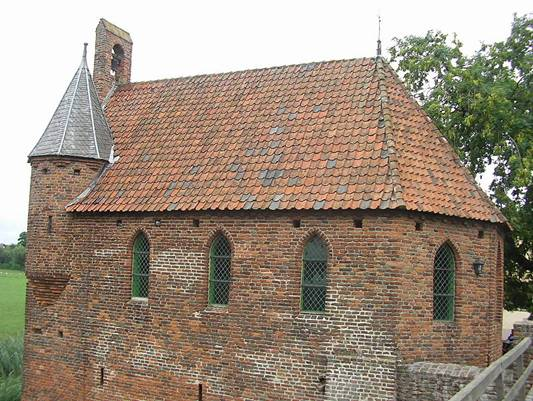 Doornenburg Kapelle